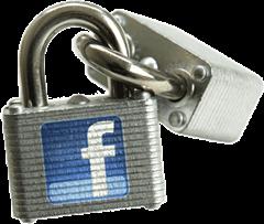 Facebook-Lock